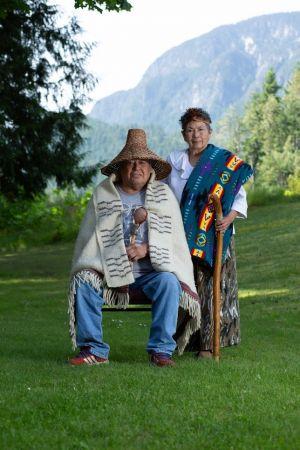 Ron & Patricia John