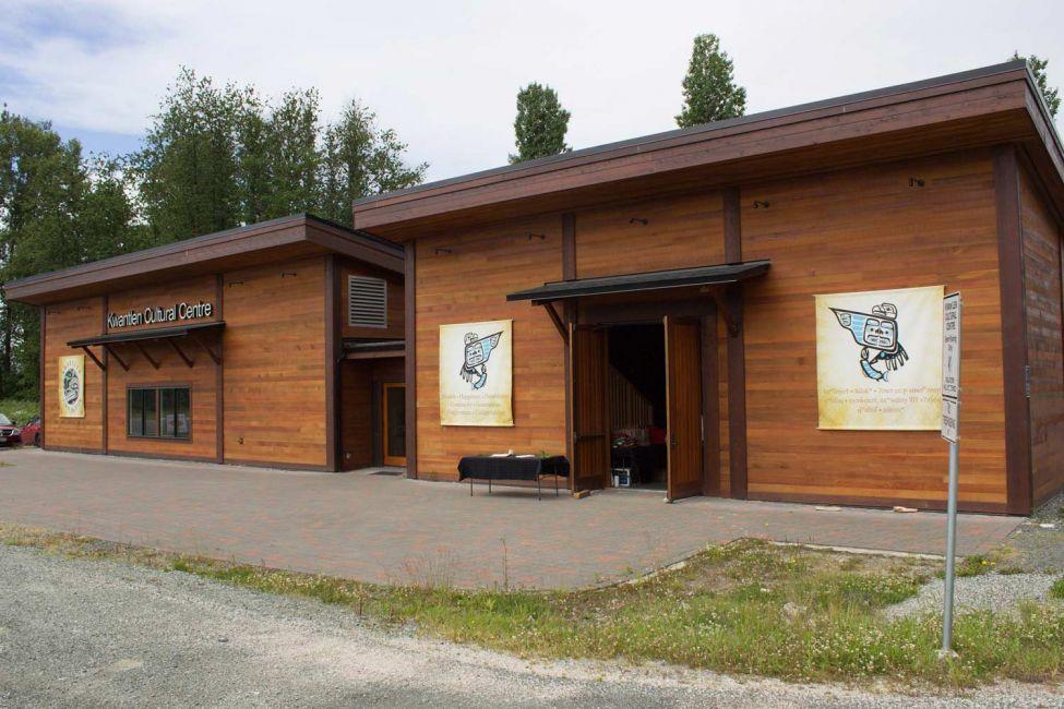 Kwantlen Cultural Centre